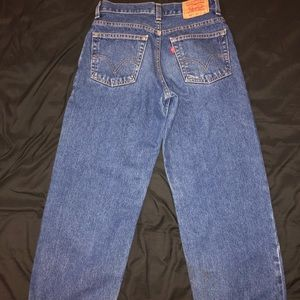 Mom jeans levi's
